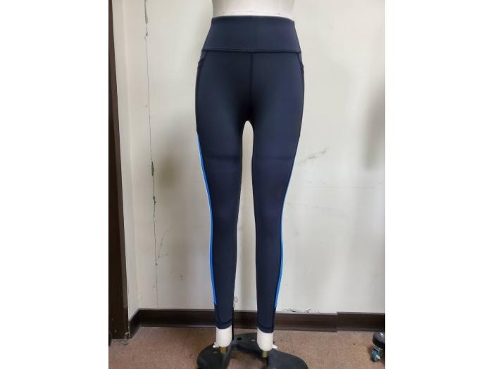 20-WPL050-81F Legging配色系列(女) 正