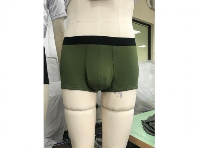 20-MU001F 內褲系列(男) 正1-綠