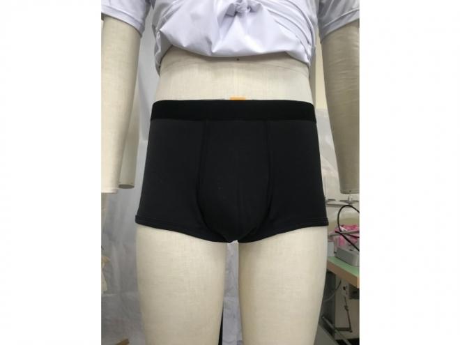 20-MU001F 內褲系列(男) 正2-黑