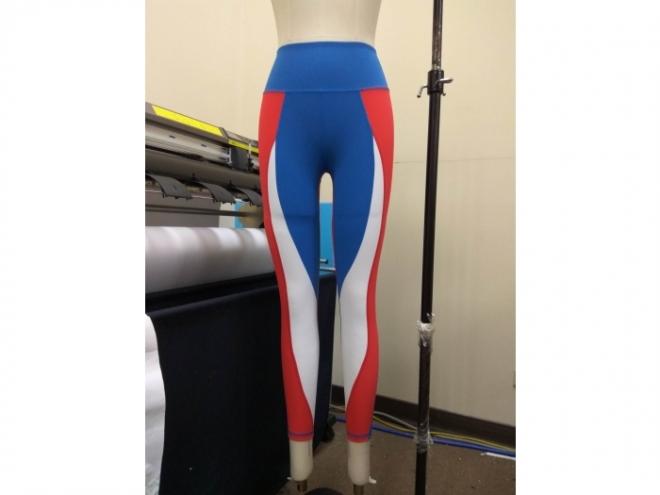 1801-PB001-13F 塑身配色褲系列(女) 正