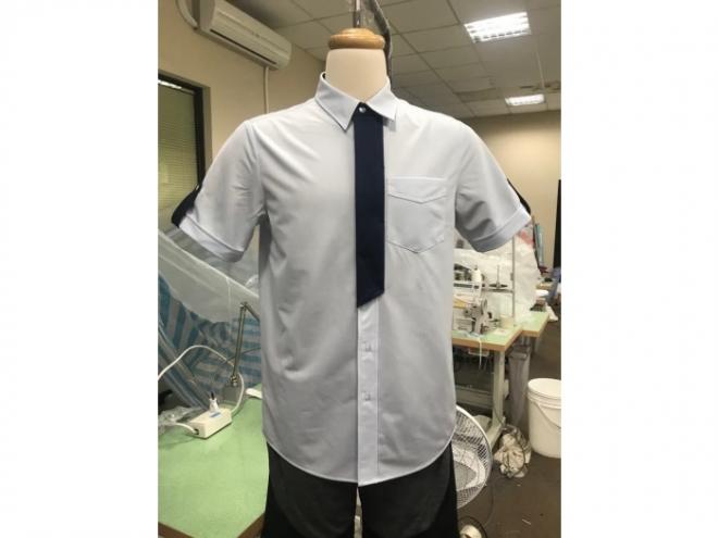 MS1907-01F 西裝襯衫系列(男) 正