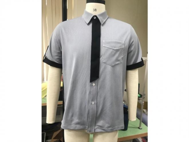 MS1907-02F 西裝襯衫系列(男) 正