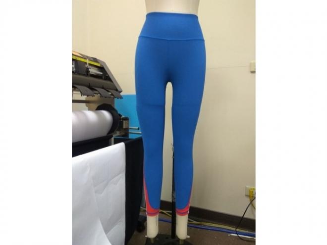 1801-PB001-15F 塑身配色褲系列(女) 正