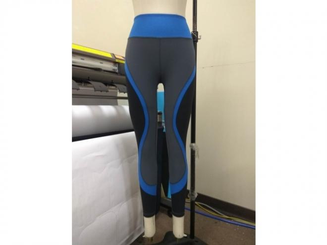 1801-PB001-16F 塑身配色褲系列(女) 正