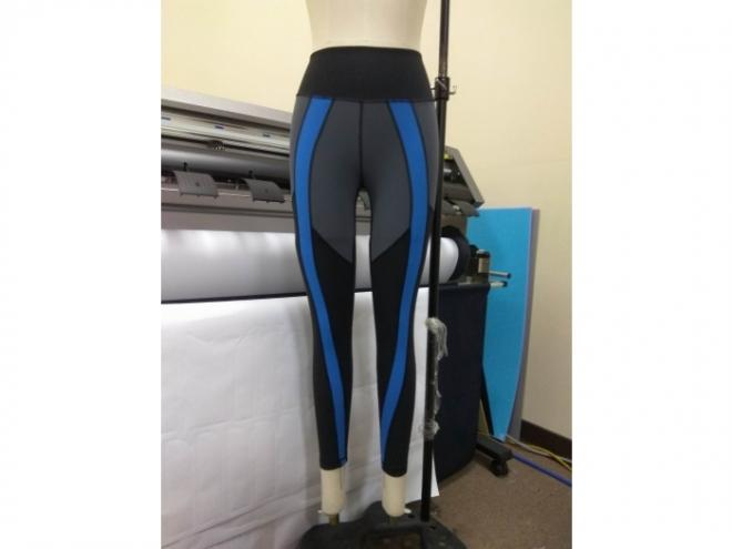 1801-PB001-21F 塑身配色褲系列(女) 正