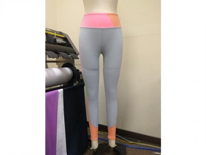 20-WPL050-06F Legging配色系列(女) 正