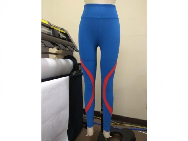 20-WPL050-09F Legging配色系列(女) 正