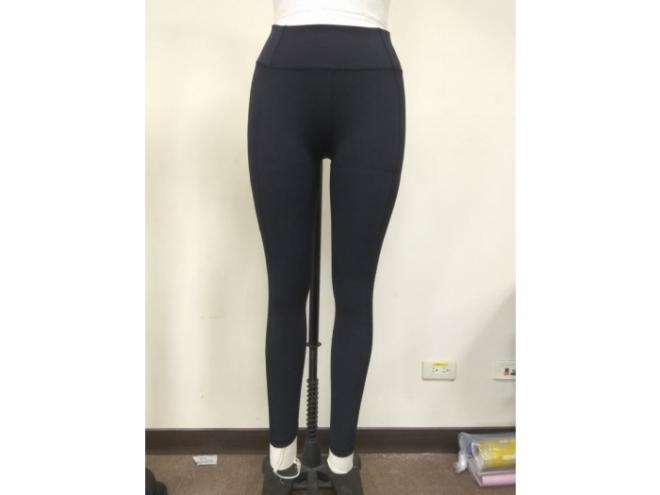20-WPL050-43 Legging配色系列(女)  正
