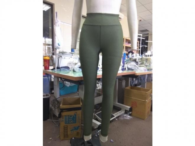 20-WPL050-M1411 Legging平織褲系列(女)  正