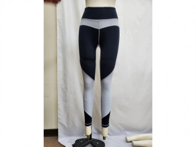 20-WPL050-55 Legging配色系列(女)  正