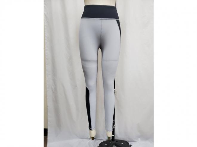 20-WPL050-67 Legging配色系列(女)  正