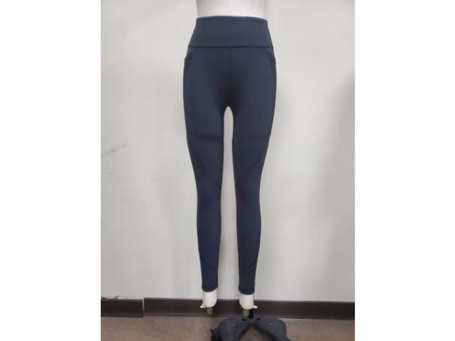 20-WPL050-79 Legging配色系列(女)  正