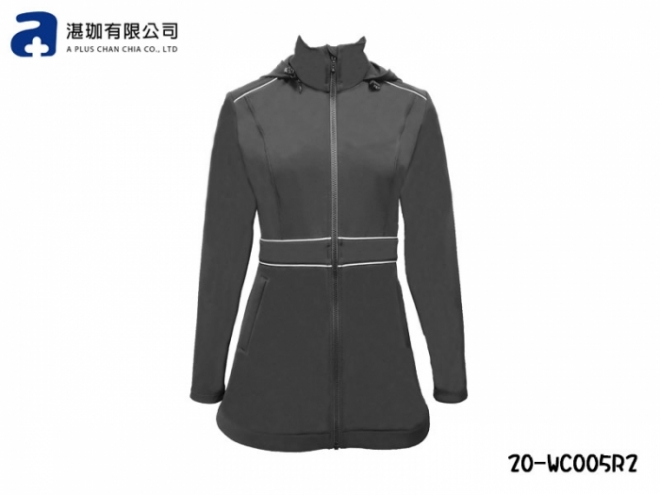20-WC005R2 休閒連帽外套系列(女)